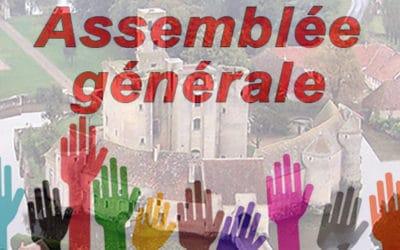 Assemblée Générale 2016 Association Mansart