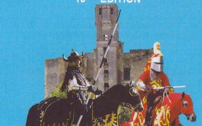 Activités des 19è fêtes médiévales du Château de Sagonne